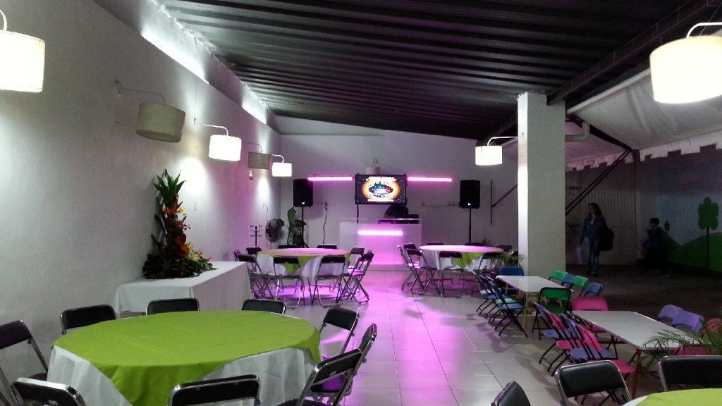 Terraza Fiestas Infantiles En Guadalajara Sonido Brothers
